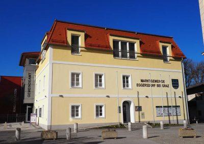 Zu- und Umbau MG Eggersdorf